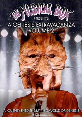 The Musical Box, a novembre in Italia torna la tribute band dei Genesis