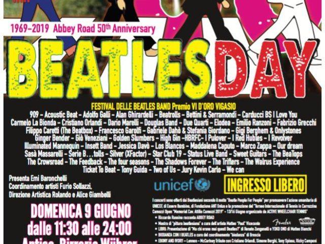 La 30esima del Beatles Day celebra a Brescia i 50 anni di vita di Abbey Road