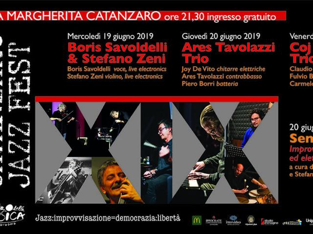 La Festa della Musica e' Jazz Fest a Catanzaro