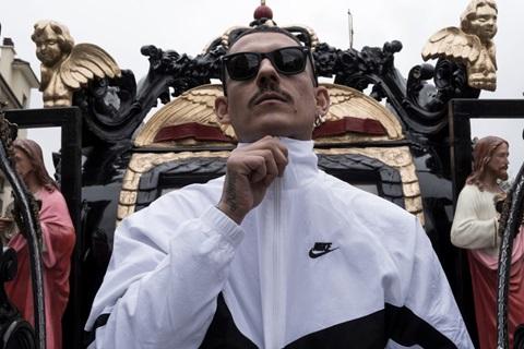 Noyz Narcos riparte in tour da Barzio