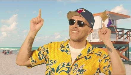 Max Pezzali, online il video di Welcome to Miami (South Beach)