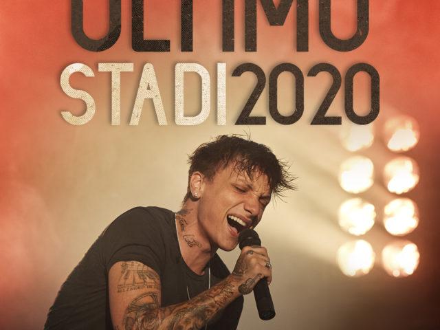 Dopo il fortunato Colpa delle Favole Tour, Ultimo annuncia i concerti negli stadi … ma per l'estate 2020