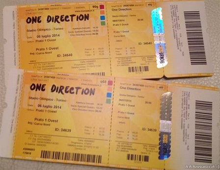 Agis e Assomusica contro il secondary ticketing