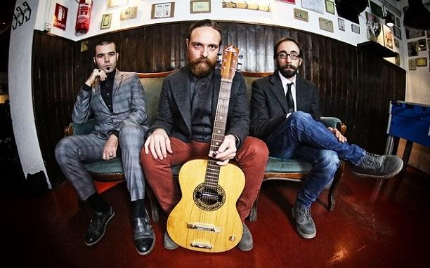 Daniele Failla e il disco d'esordio dei Domovoi: la strada comincia dalla slide guitar