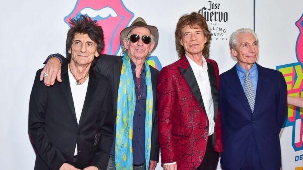 Mick Jagger (il nonno rock bionico) riporta i Rolling Stones in concerto