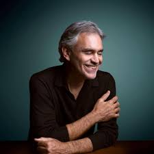 Andrea Bocelli, torna la Celebrity Fight Night