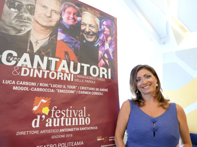 Catanzaro, il Festival d'Autunno dedica la XVII edizione alla parola e alla musica