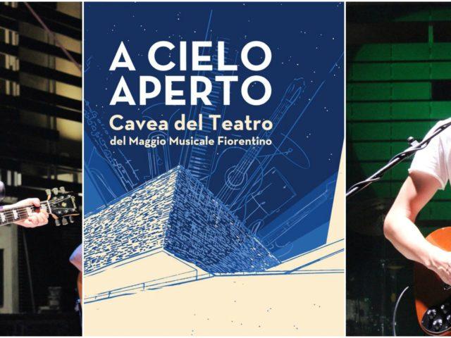 Cecco & Cipo, Street Clerks e Lassistente alla Cavea del Teatro del Maggio Musicale Fiorentino