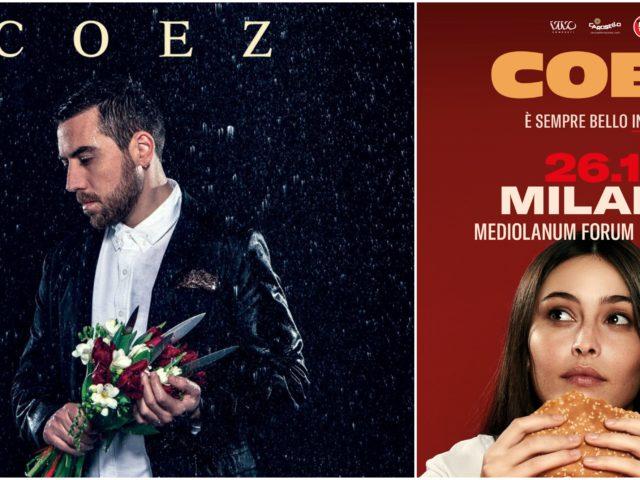 Coez, il nuovo album E' Sempre Bello in uscita il 29 Marzo
