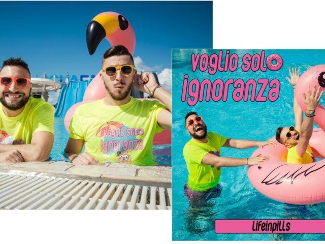 Voglio Solo Ignoranza, il singolo di debutto delle web star salernitane LifeInPills