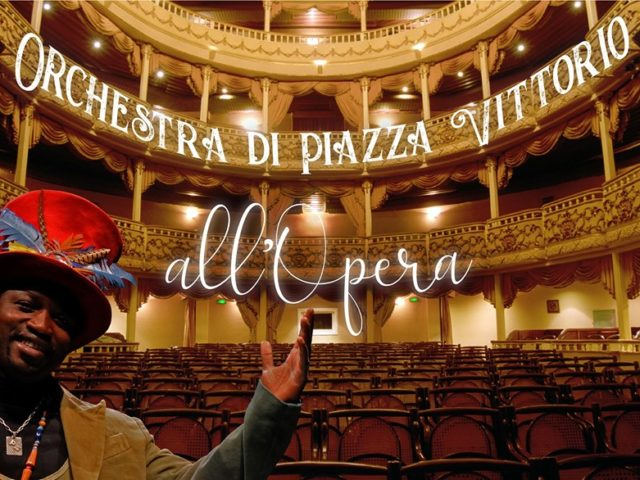 L'Orchestra di Piazza Vittorio presenta OPV all'Opera il 1 agosto alla Casa del Jazz