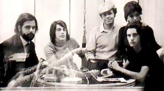 La scomparsa di Paolo Giaccio: nel 1969 succede a Renzo Arbore nella direzione del programma radiofonico Per Voi Giovani..