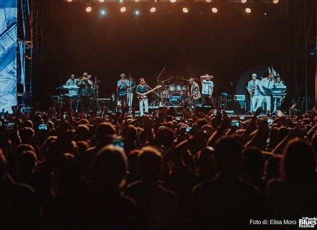 Pordenone Blues Festival, grande successo di pubblico per i Kool & The Gang