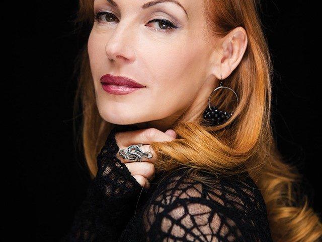Ute Lemper presenta Glamour and Rage of America alla Casa del Jazz di Roma