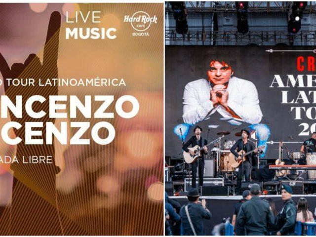 Giungono notizie positive dal tour di Vincenzo Incenzo in Sud America