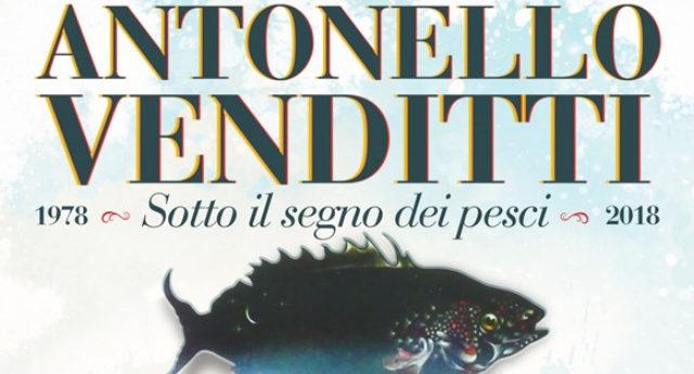 Sotto il Segno dei Pesci: il tour per celebrare questo disco basilare, porterà Antonello Venditti anche a Londra