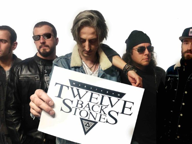 I Twelve Back Stones in concerto all'Hard Rock Cafe di Firenze Giovedì 22 agosto.