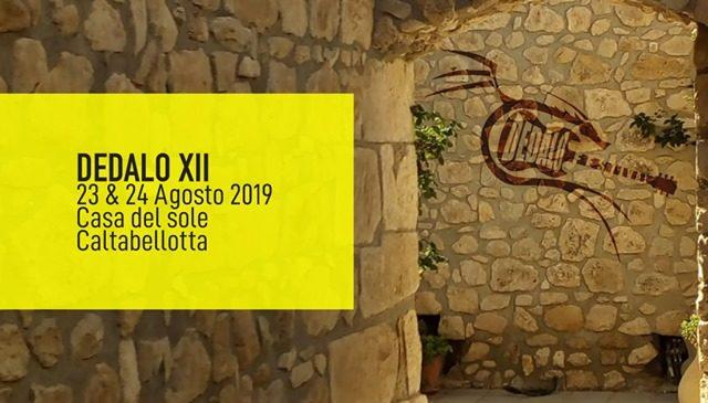 Dedalo Festival a Caltabellotta (Agrigento) il 22 e 23 Agosto: una bella rassegna per la musica, l'arte invisibile e la valorizzazione del territorio