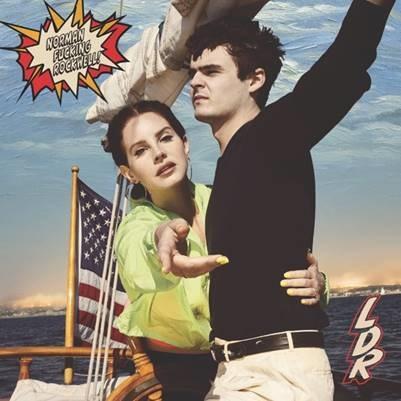 Lana Del Rey, negli store l'album Norman Fucking Rockwell