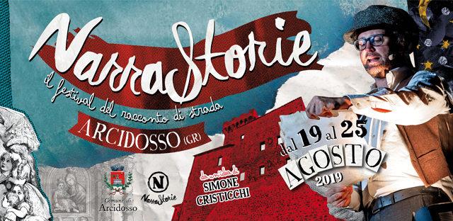 Tra un Giro della Farfalla ed Il Soffiasogni torna NarraStorie, il festival ideato da Simone Cristicchi
