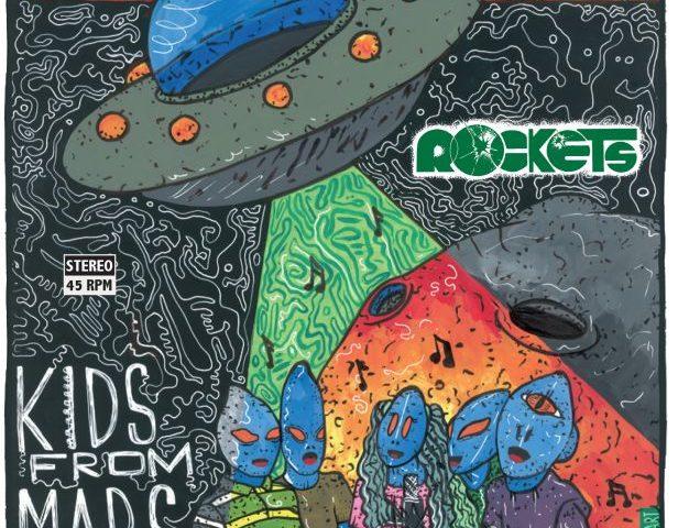 I bambini, il futuro e la salvezza del nostro pianeta: passato sotto silenzio Wonderland, lo space rock dei francesi Rockets ..