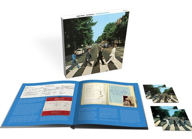 Beatles, riedizione per Abbey Road