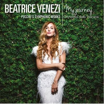 Beatrice Venezi debutta con My Journey