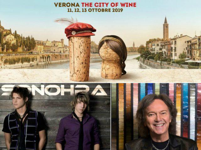 Oltre 200 vini da Italia e Francia, arte, cultura e divertimento: ad Hostaria 2019 il concerto dei Sonohra ed ospiti Sara Simeoni e Red Canzian