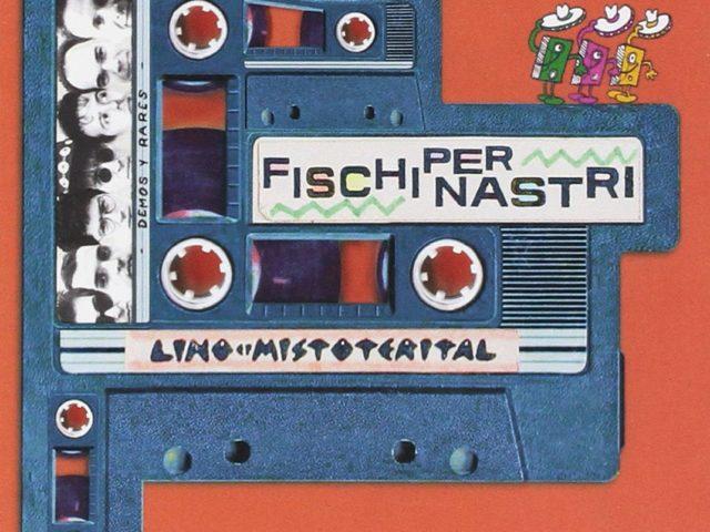 Lino e i Mistoterital – Fischi per nastri (Again Records / Fonoarte 005) vecchie stufe riconcorrono Beatles, Stanlio & Ollio, John Wayne e le sbarbe della bassa …