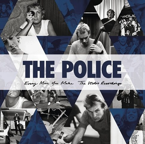 The Police, in arrivo un box con B-side