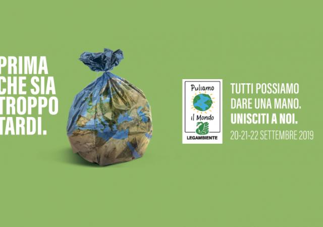 Puliamo il Mondo 2019, 20/22 Settembre anche in Toscana grazie a Legambiente