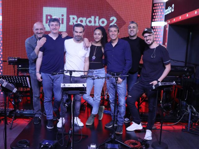 Luca Barbarossa ed Andrea Perroni in onda dal 16 Settembre alle 08.45 su Rai2 e dal 9 Settembre dalle 10.35 su Rai Radio2