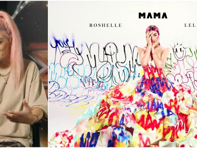 Mama (storia d'amore single): il singolo cromatico di Roshelle feat. Lele Blade