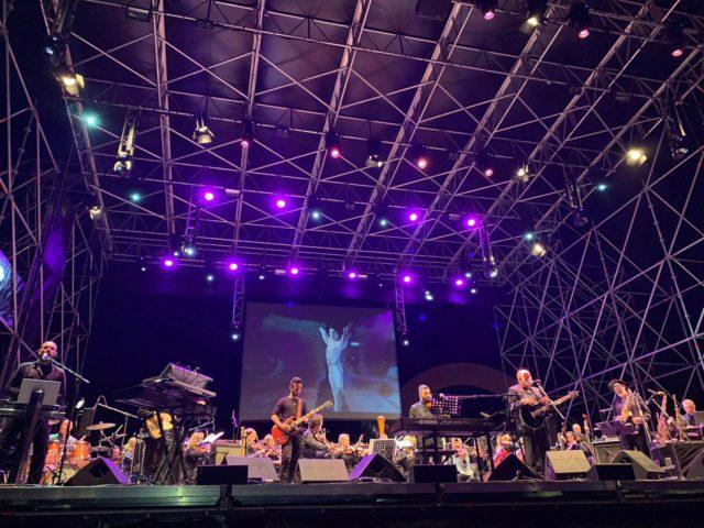 Settembre al Parco,  una serata indimenticabile con gli Osanna, Vittorio De Scalzi, Il Rovescio della Medaglia e David Jackson
