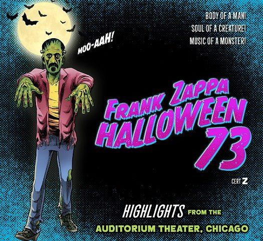 Frank Zappa, arrivano le Halloween Night
