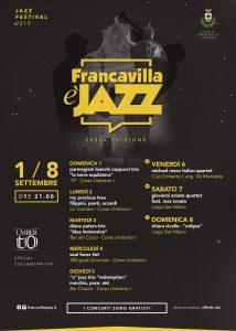 Otto giorni consecutivi a suon di jazz a Francavilla Fontana