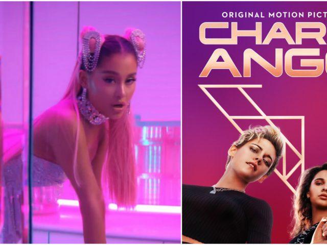 Quattro brani inediti di Ariana Grande nella colonna sonora del film Charlie's Angels