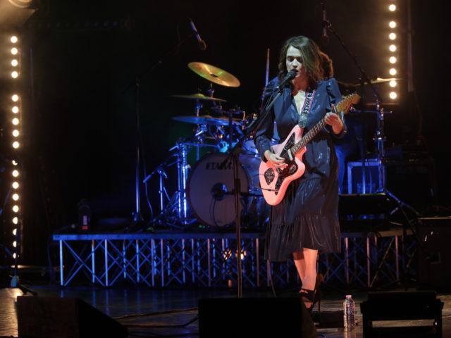 Il rock di Carmen Consoli incanta al Festival d'Autunno