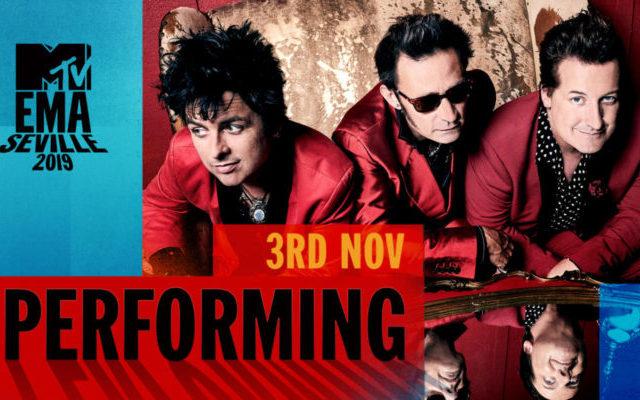 Domenica 3 Novembre i Green Day (con il lucano Billie Joe Armstrong) saranno gli artisti principali di MTV World Stage Seville