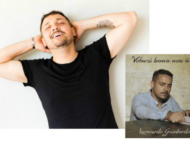 Intervista al cantante locrese Leonardo Guiderdone, con anteprima del videoclip del suo singolo Volersi Bene Non è Poco
