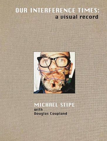 Michael Stipe a Roma per prsentare Our Interference Times: a visual record