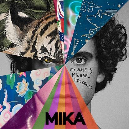 Mika, il nuovo album è My Name Is Michael Holbrook