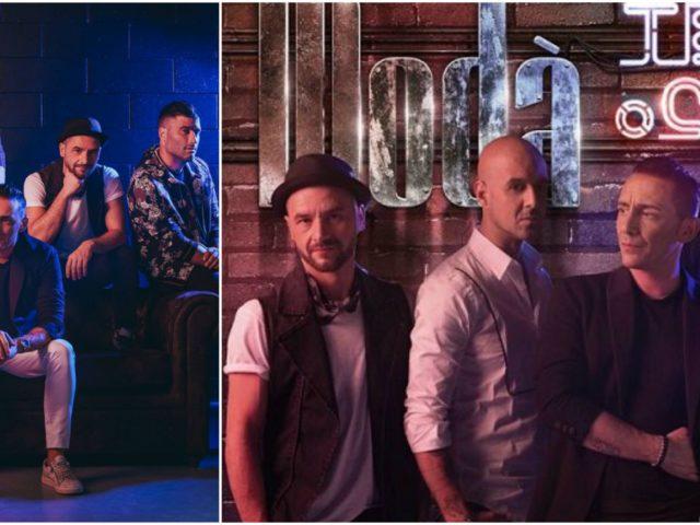 Per i Modà, Venerdì 4 Ottobre esce il nuovo disco, il giorno dopo incontrano i fans a Milano ed il 2 Dicembre partono in tour ..
