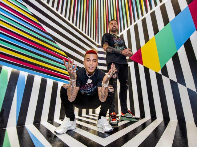 Il rapper multiplatino Sfera Ebbasta ed il calciatore Andrea Petagna imprenditori nel food