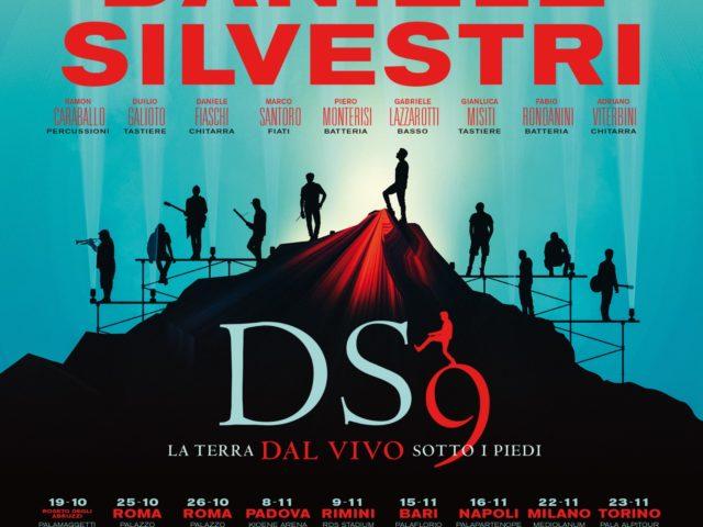 Daniele Silvestri, al via da Roma il 25 e 26 ottobre il mega tour senza palco con due batterie
