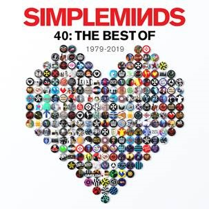 Simple Minds, antologia per i 40 anni di carriera