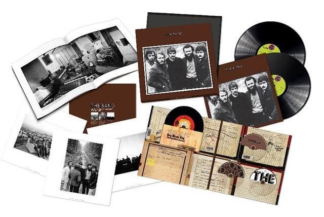 The Band, riedizione per il disco omonimo