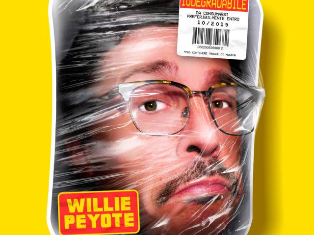 Willie Peyote con Iodegradabile: finalmente il nuovo album .. e poi il tour a Febbraio e Marzo