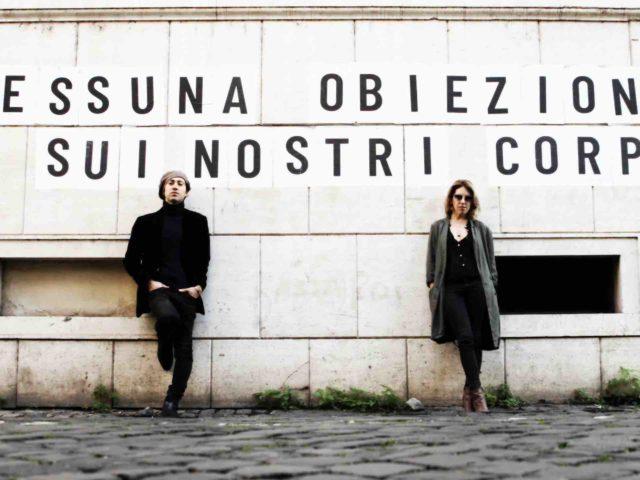 Valerio Sanzotta e Diana Tejera: un singolo Contro la Violenza sulle Donne.