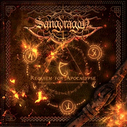Sangdragon Requiem for Apocalypse (Wake up Dead Records)